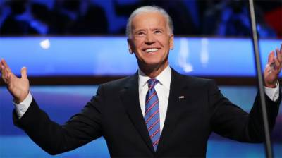 US Democratic party nominates Joe Biden for president candidate August 19, 2020