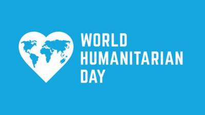 World Humanitarian Day being observed today August 19, 2020