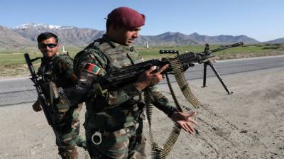 10 pro-govt fighters, 7 Taliban killed during clashes in Afghanistan August 20, 2020