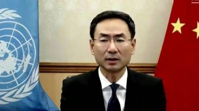 Syria's political process must be accelerated: China August 20, 2020