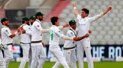 3rd Test between Pakistan, England underway August 21, 2020
