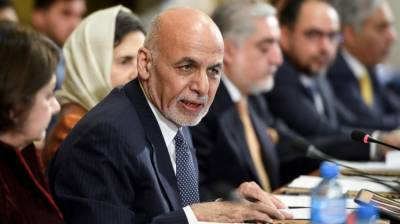 Afghan President urges Taliban to end ongoing violence August 21, 2020