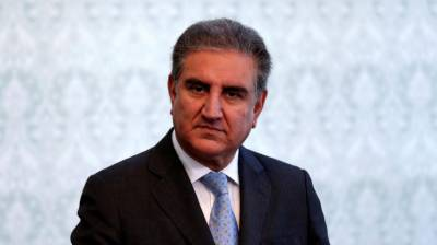 FM expresses Pakistan's unwavering commitment to fight curse of terrorism August 21, 2020