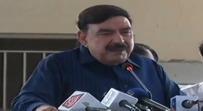 Sh Rasheed inaugurates Postgraduate College of Women, Railway Station , Aug 21, 2020