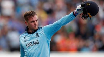 England's Roy out of Pakistan T20s , Aug 27, 2020