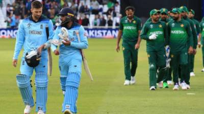 First T20 match b/w Pakistan, England to be played tomorrow August 27, 2020