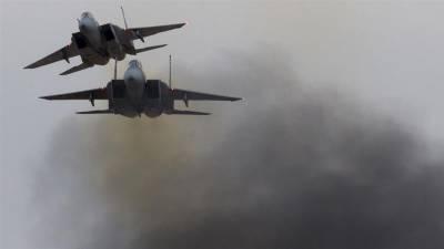 Israel strikes Hezbollah after gunfire on Lebanon border , Aug 27, 2020