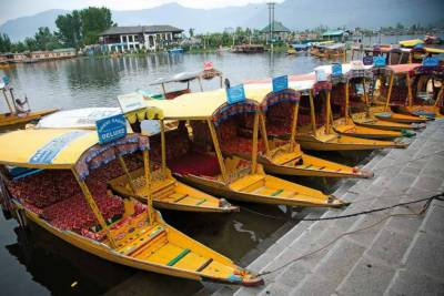 Kashmir tourism industry suffers huge setback due to Indian military siege August 27, 2020