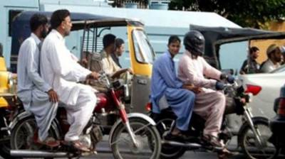 Punjab Govt imposes ban on pillion riding for 9th, 10th of Muharram August 27, 2020