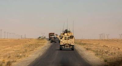 Russia accuses US of hindering patrol in Syria August 27, 2020