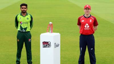 1st T-20: Pakistan to face England today August 28, 2020