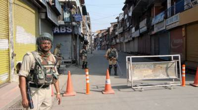 Curbs intensified in Srinagar to prevent Muharram processions August 28, 2020