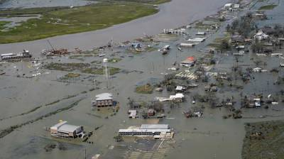 Hurricane Laura kills four in Louisiana August 28, 2020