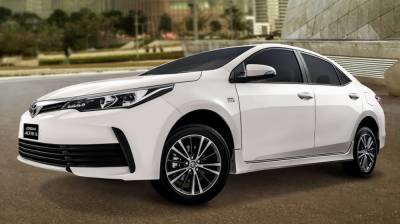 Toyota Ìndus Motor launches new Corolla Variant in Pakistan
