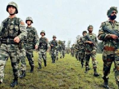 Fresh clash between Indian and Chinese Military at Ladakh Border?