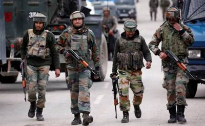 Indian Military vehicle comes under grenade attack in Occupied Kashmir
