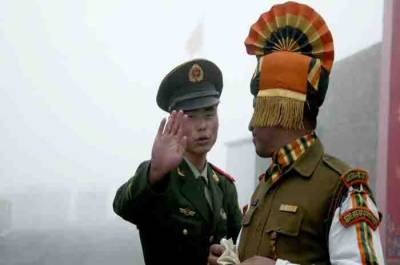Tensions between Chinese and Indian Military flare up at Ladakh Border yet again