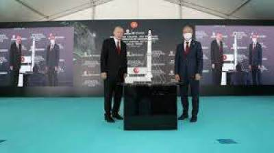 Turkey takes a big step towards the indigenous space technology launch
