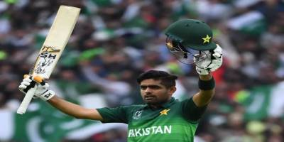 Another feather in the cap of Pakistani skipper Babar Azam