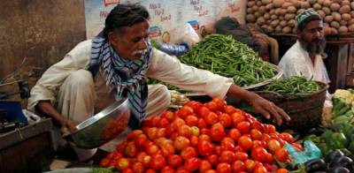 CPI based monthly inflation eases in Pakistan