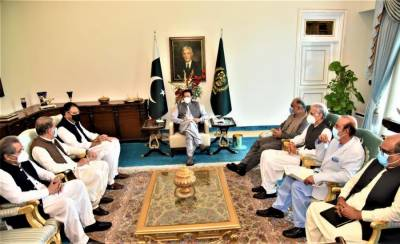 India and Pakstani Opposition parties are on the same page on FATF, says PM Imran Khan