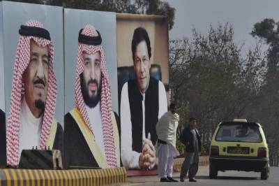 Pakistan Military Chief steps in to mend tense ties with Saudi Arabia