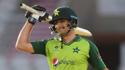 Pakistan's batting sensation Haider Ali makes historic achievement in T20 International Cricket