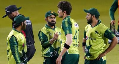 Pakistani players inch up at the points table in the ICC T20 International Rankings