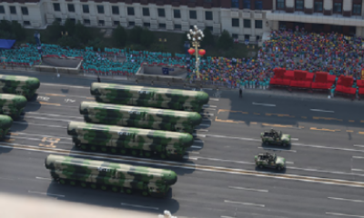 Pentagon makes stunning claims over the Chinese Military and Nuclear power