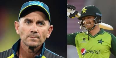 Australian head coach Justin Langer remarks over Pakistani batting sensation Haider Ali