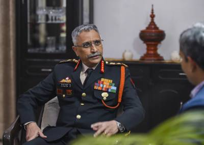 Indian Army Chief breaks silence over the military confrontation with China