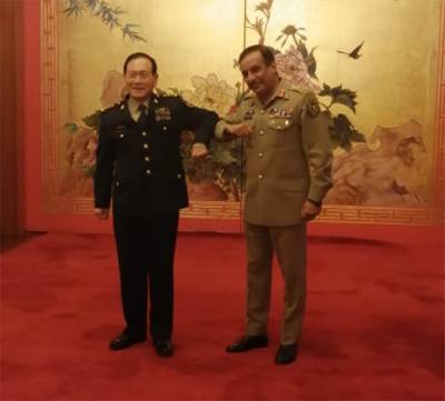Pakistan CJCSC General Nadeem Raza held important meeting with Chinese Defence General in Moscow