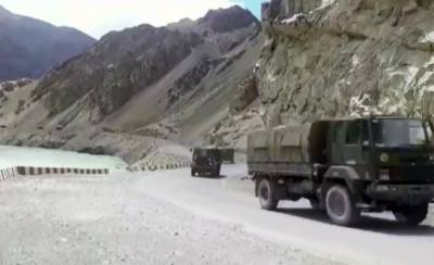 New clashes reported between Indian and Chinese Military at remote borders