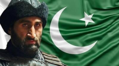 Turkish star Celal Al aka Abdulrehman Alp message for the Pakistani fans