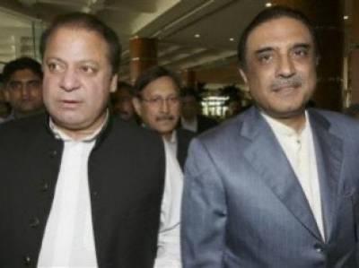 Asif Zardari and Nawaz Sharif land in hot waters