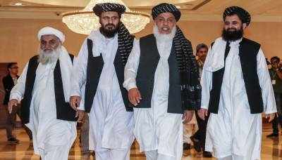 Fighting worsens in Afghanistan as the peace talks begin between warring factions