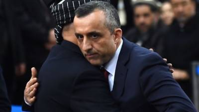 Former NDS Chief and Afghanistan first Vice President Amrullah Saleh escapes terrorist attack