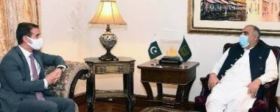 Pakistan seeks Azerbaijan support against India over Kashmir