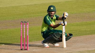 Pakistani skipper Babar Azam faces a setback