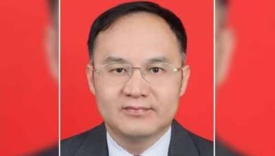 China appoints new Ambassador to Pakistan