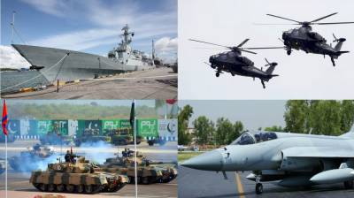 Pakistan's Military Industrial Complex to be revamped for enhanced defence exports