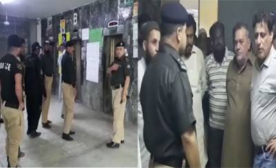 Two Karachi Development Authority Officials gunned down inside Karachi Civic Center