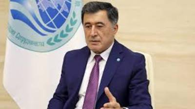 SCO Secretary General reacts over the Intra Afghan peace talks