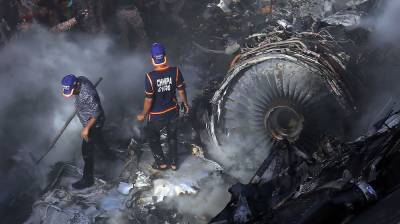 Stunning Revelations made in the inquiry report of the PIA Airbus A320 crash in Karachi