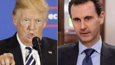 Why US President Donald Trump assassinate Syrian strongman Bashar al asad