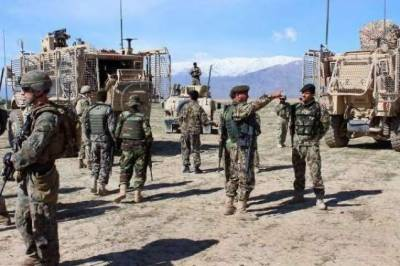 Atleast 20 Afghan soldiers killed in attacks by Afghan Taliban