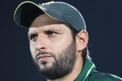 Former Pakistani Skipper Shahid Afridi throws his weight behind PM Imran Khan over domestic cricket setup