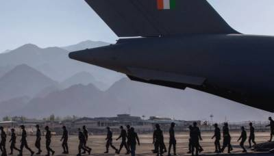 Indian Army preparing for full fledged war against China