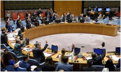 UN Security Council takes crucial decision over Afghanistan Mission