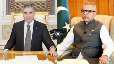 Pakistan and Turkmenistan Presidents held key talks over important issues